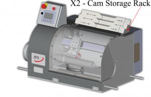 X2 Cam Storage Rack