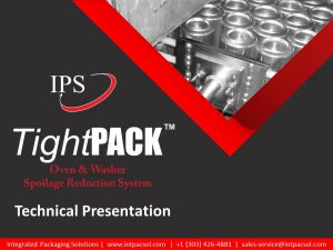 TightPACK Technical Presentation - Slide 1